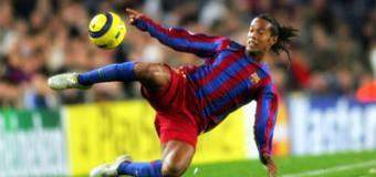 Acabó a festa, se retira Ronaldinho