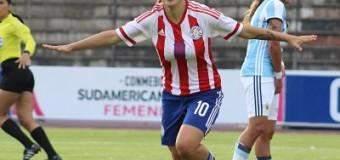 La Albirroja Fem goleó a Argentina