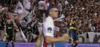 Con gol de Borré River venció a Boca