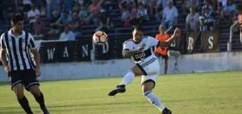 Olimpia sacó un punto en Montevideo