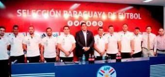 Gustavo Morínigo está a cargo de las selecciones de Paraguay