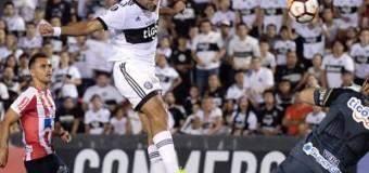 Con gol de Roque Olimpia batió al Junior