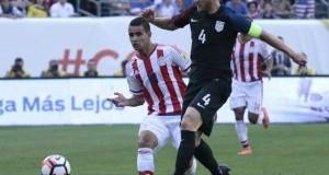 Confirman amistoso EEUU-Paraguay el 27 de marzo en Cary