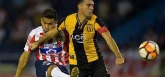 Guaraní aguantó con 10 … pero al final cayó