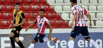 Improductividad deja sin Copa a Guaraní