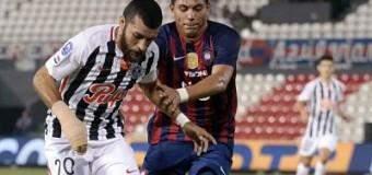 Libertad y Cerro igualan en emocionante juego