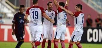 Cerro comenzó con victoria y la punta esta Libertadores