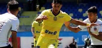 Luis Riveros se destaca con goles en la U de Concepción