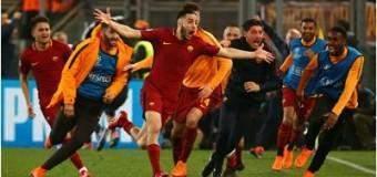 Roma remonta y elimina al Barza
