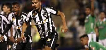 El Botafogo del Gatito venció sobre el final al Audax
