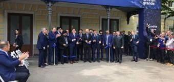 La Casa del Fútbol, Conmebol, Marito presentes en Moscú