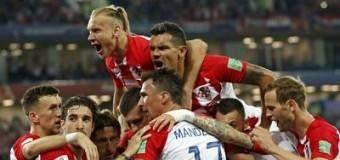 Croacia batió a Nigeria y lidera el grupo