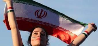 Las mujeres iraníes volvieron a un estadio de fútbol