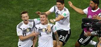 Kroos salvatore alemán