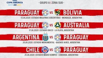 COPA AMéRICA: LA ALBIRROJA ESTRENA ANTE BOLIVIA...