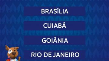 BRASIL ACEPTó SER SEDE DE LA COPA AMéRICA...