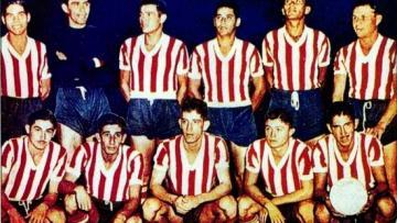 1953, PRIMER GRITO DE PARAGUAY CAMPEóN DE AMéRICA...