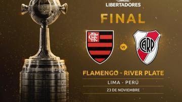 FINAL DE LA LIBERTADORES 2019 SERá EN LIMA...