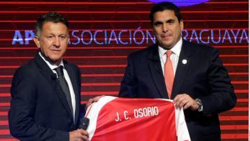 Se acabó (la farsa), se fue Osorio de la...
