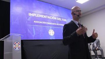 APF implementará el VAR